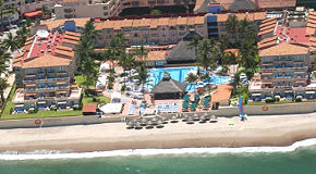 Canto Del Sol, Plaza Vallarta Beach and Tennis Resort