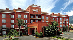 Courtyard San Jose Escazu