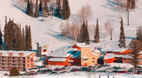 Grand Targhee Resort Mountainside Lodges