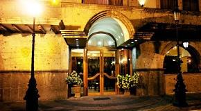 Hotel de Mendoza, Centro Historico, Guadalajara