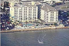 Gulfview Hotel on the Beach