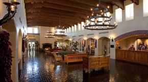 hotel Albuquerque lobby